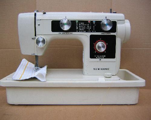 new home sewing machine model 551