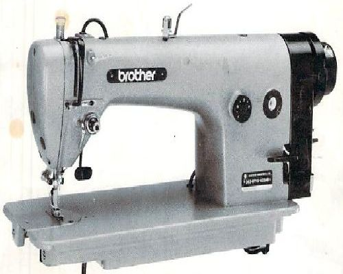 industrial sewing machine manual