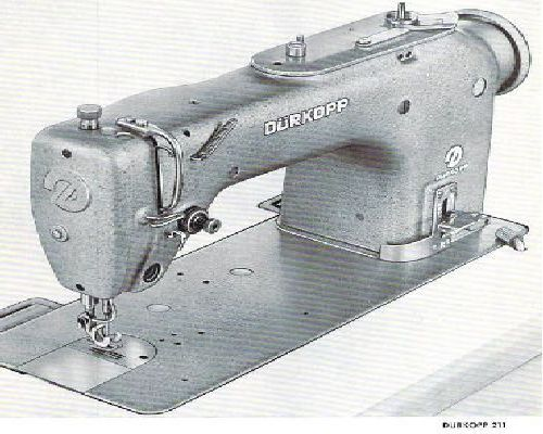 Durkopp Adler Sewing Machine Parts http://sewingonline.co.uk/durkopp-manuals.html