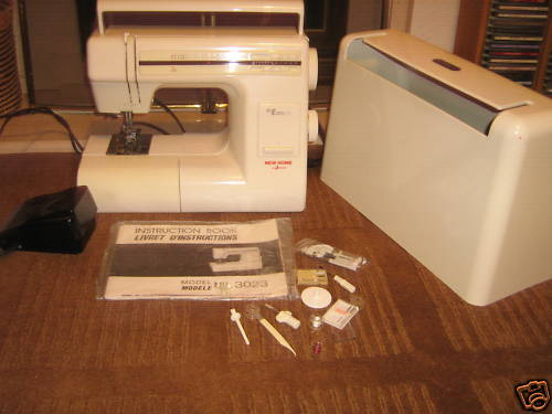 janome sewing machine 2139n