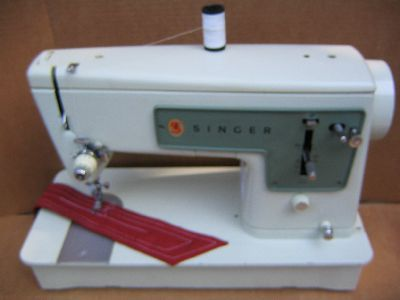 singer flatbed sewing machine