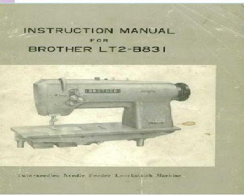 ADAMSON 135 Buttonhole Sewing Machine Operate /& Adjustments Instructions Manual